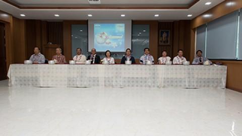 บริษัท ธรรมนิติ จำกัด (มหาชน) ได้จัดงานสืบสานประเพณีสงกรานต์ เนื่องในวันปีใหม่ไทย 2560