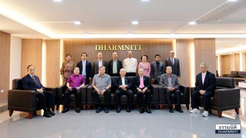 บริษัท ธรรมนิติ จำกัด (มหาชน) จัดประชุมผู้ถือหุ้นประจำปี 2561