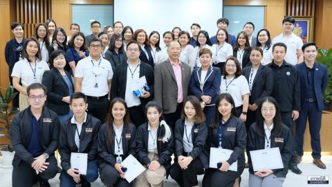 กลุ่มบริษัทธรรมนิติ จัดประชุม Management Meeting ประจำปี 2564